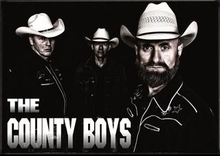 Band The County Boys aus Pliezhausen